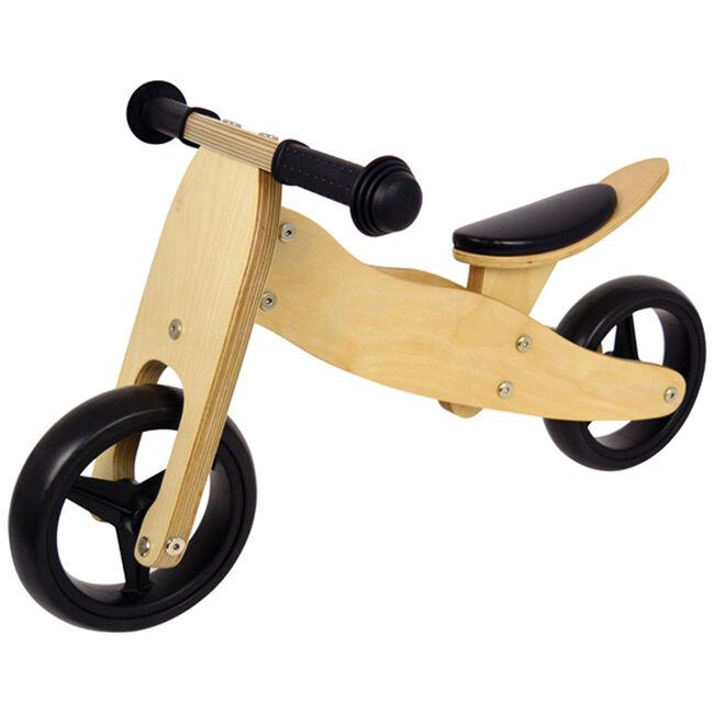 Verwonderlijk Prenatal houten loopfiets 4in1 XS-14
