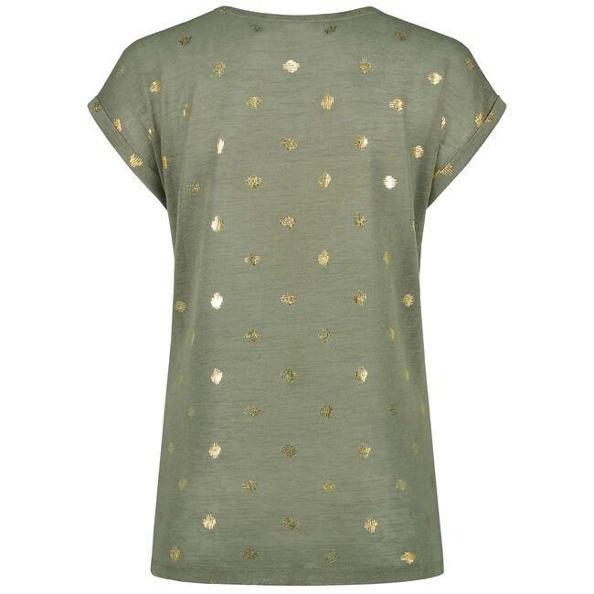 Prenatal zwangerschaps T-shirt - Light Forest Green