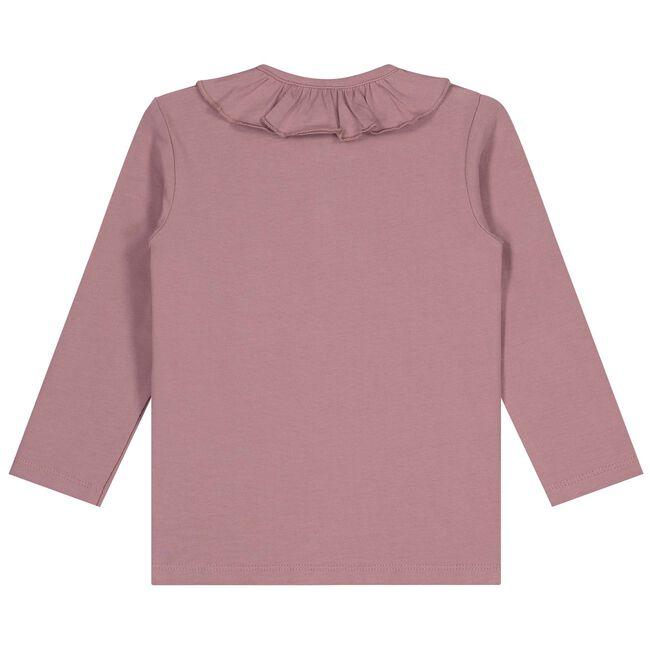 Prénatal baby meisjes T-shirt - Dark Coral Pink