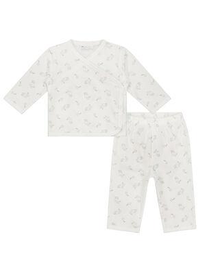 d15036d07d77e1 snel bekijken · Prénatal baby unisex pyjama Nijntje - White