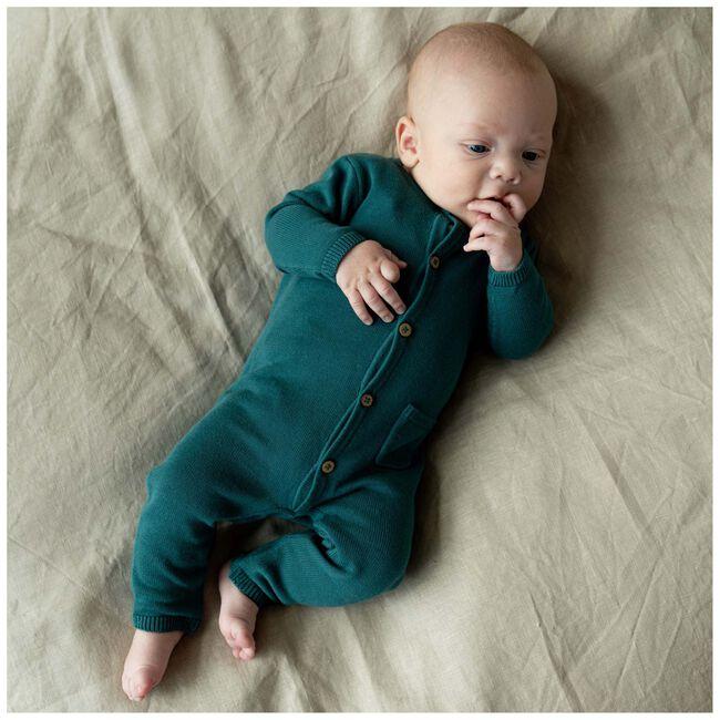 Prenatal newborn unisex 1-delig pakje - Dark Aqua