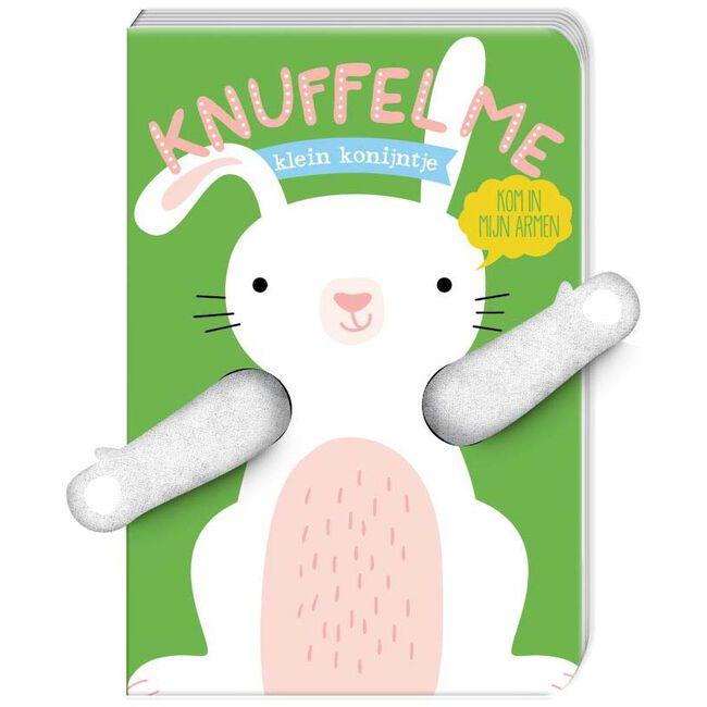 Knuffel me, klein konijntje - Geen Kleurcode