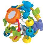 Playgro Play & Learn Ball - Multi