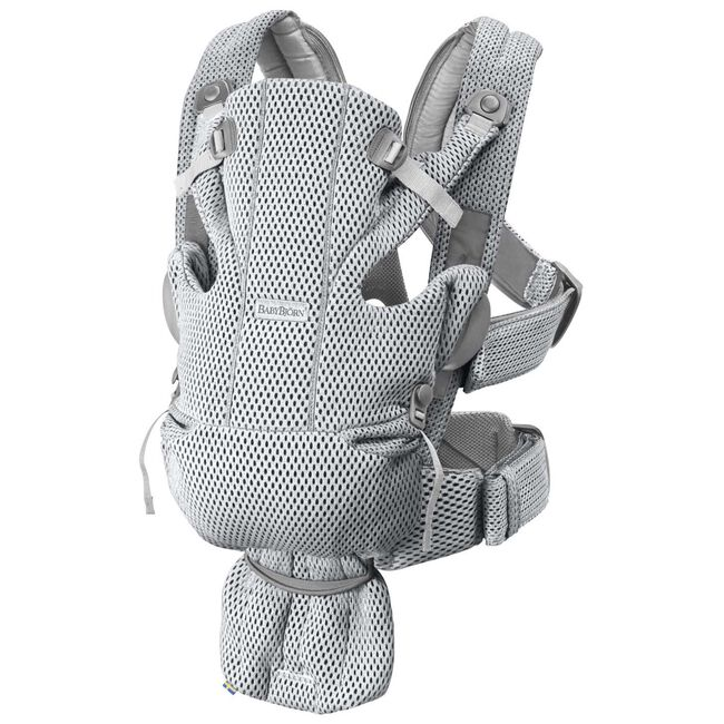 BabyBjorn draagzak Move - Grey