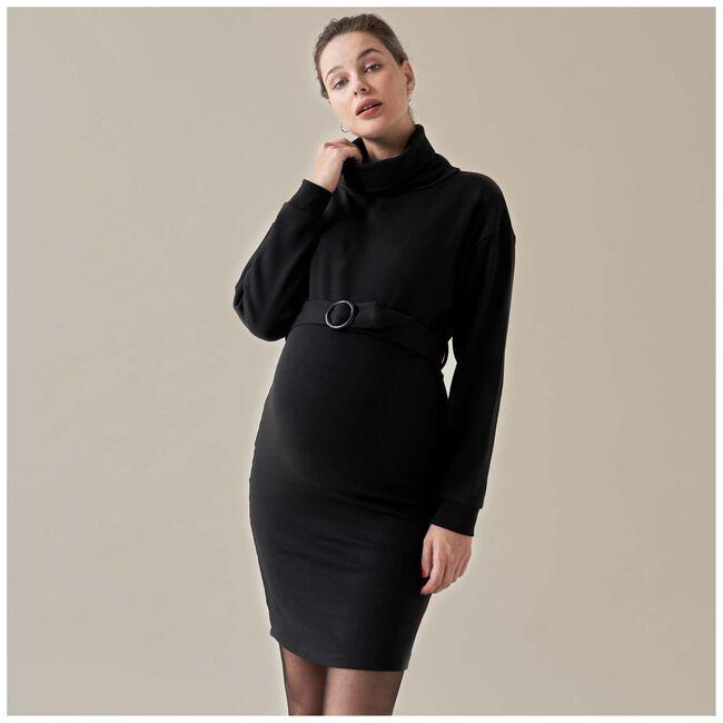 Prenatal zwangerschapsjurk - Black