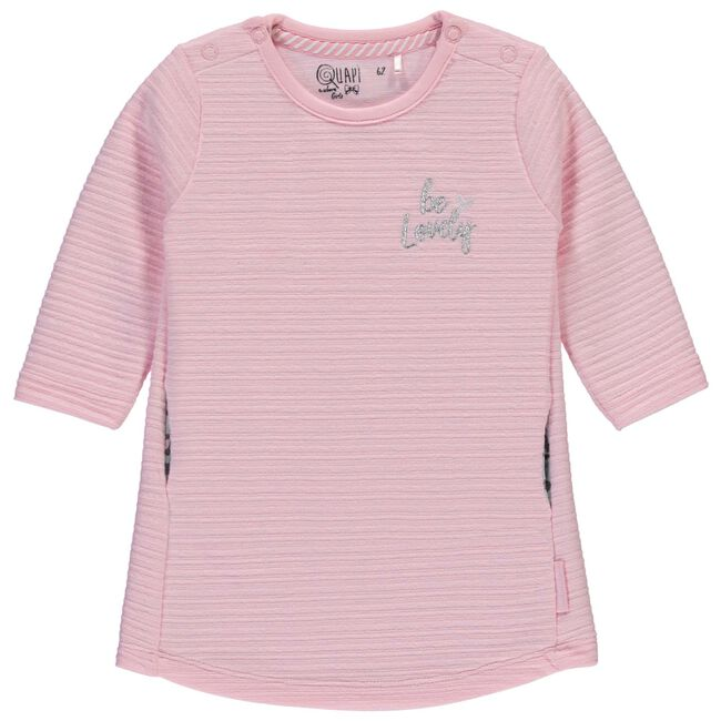 Quapi baby meisjes jurk - Light Pink