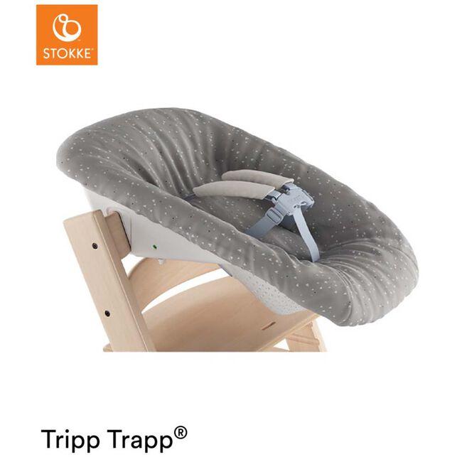 Tripp Trapp® Newborn Cover Sweet Hearts - Pearl White