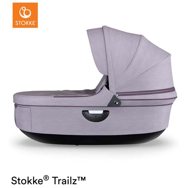 Stokke Trailz reiswieg - Brushed Lilac
