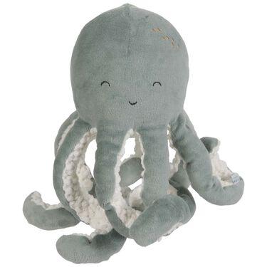 Little Dutch knuffel octopus Ocean 22cm -