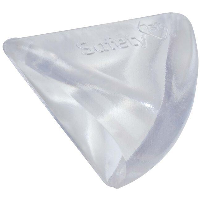 Safety 1st zachte tafelhoek beschermers - Transparant