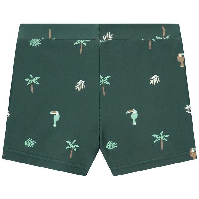 Prénatal jongens zwemboxer - Seagreen