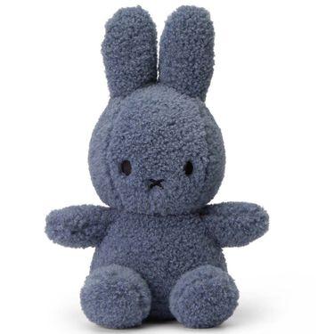 Nijntje knuffel teddy 23cm - Blue