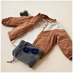 Prénatal peuter jongens t-shirt - Light Beige Brown