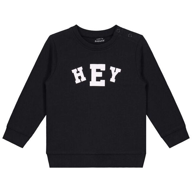Prénatal baby jongens sweater - Black