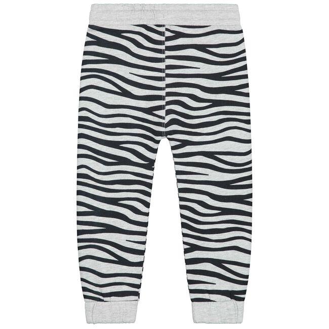 Prénatal baby jongens broek - Mid Grey Melange