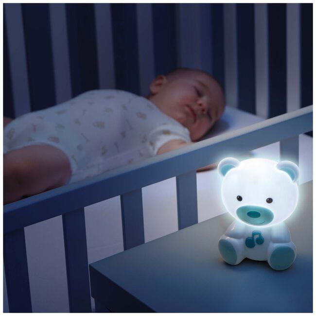 Chicco nachtlampje beer - Blue