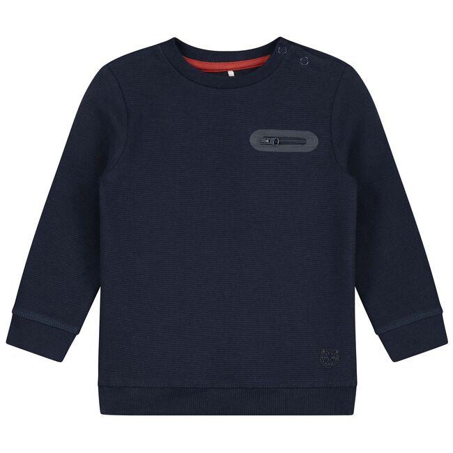 Prénatal peuter jongens sweater - Dark Blue