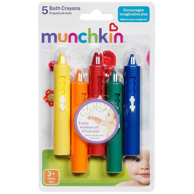 Munchkin badkrijtjes - Multi
