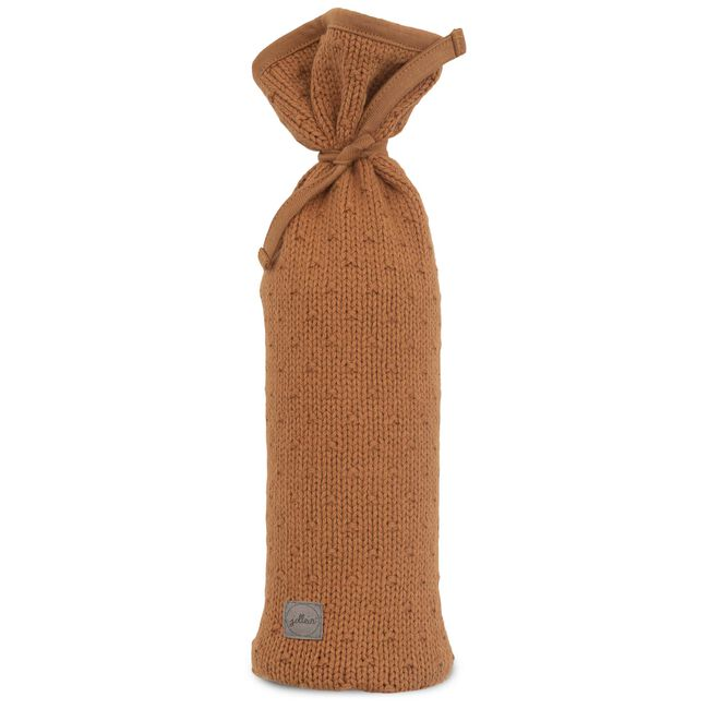Jollein kruikenzak bliss knit - Caramel