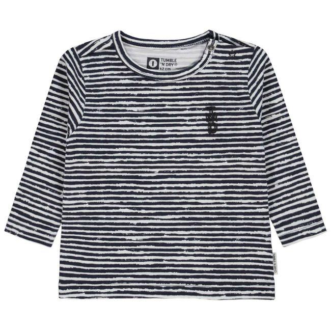 Tumble 'N Dry baby jongens t-shirt - Navy Blue