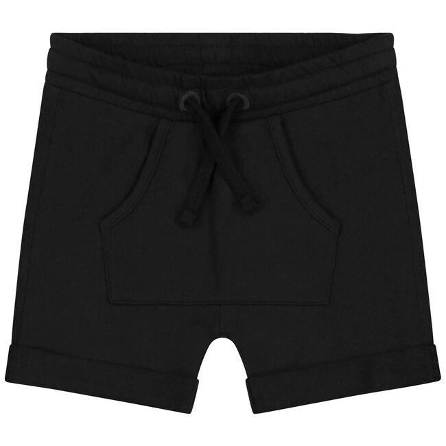 Prénatal peuter jongens short - Black