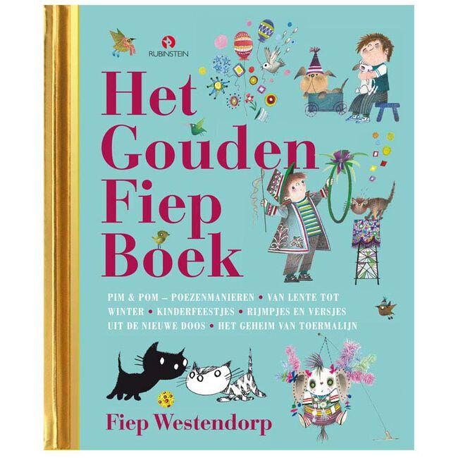 Het gouden Fiep boek - Multi