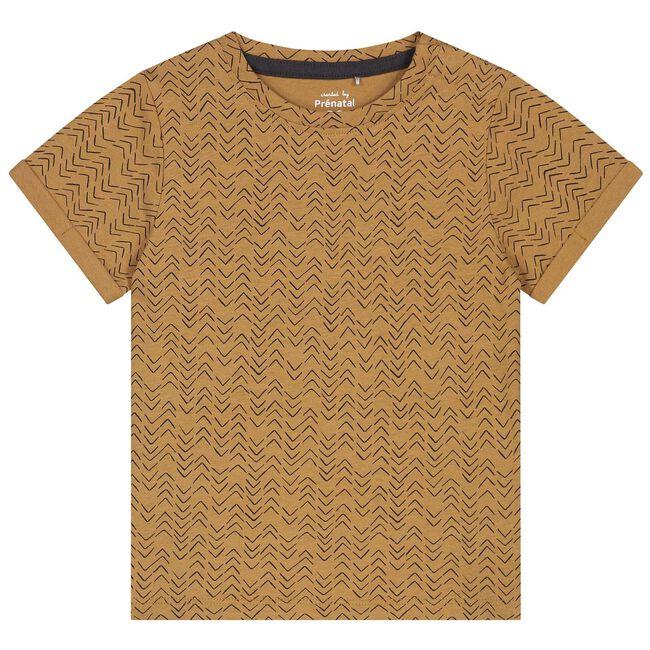 Prénatal baby T-shirt - Dark Sienna
