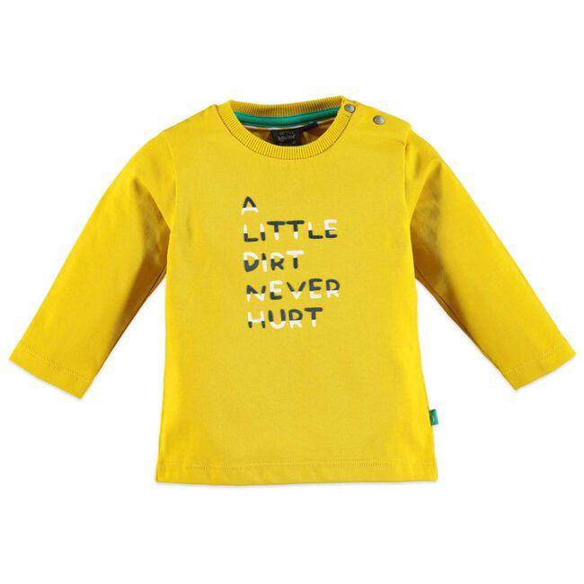 Babyface jongens t-shirt - Yellow