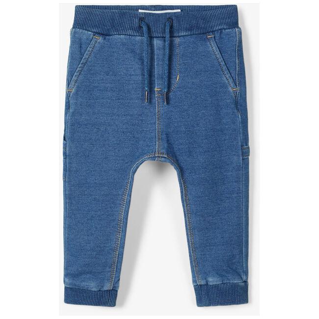 Name it jongens broek - Mid Blue Denim
