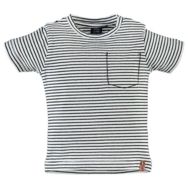 Babyface peuter jongens t-shirt - Olivegreen