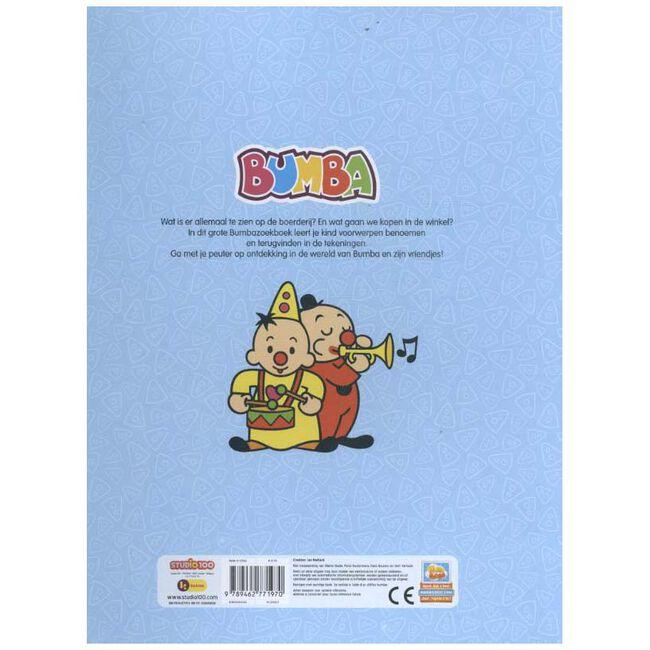 Bumba grote kijk en zoekboek - Multi