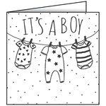 MapPublishing kaartserie Hammond Gowerd It is a Boy -