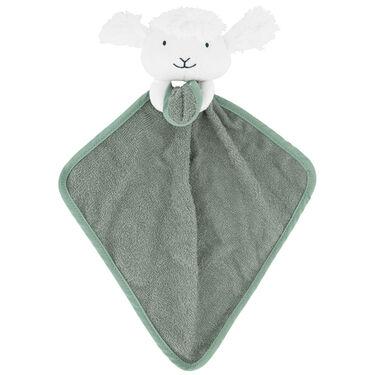 Prénatal knuffeldoekje schaap -