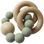 Chewies & more chewie rattle rammelaar - Light  Greenshade
