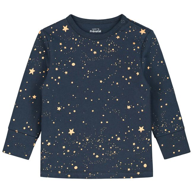 Prenatal peuter unisex pyjama - Indigo Blue