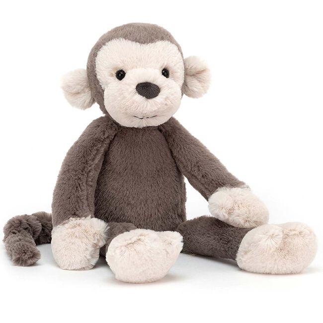 Jellycat brodie monkey - Brown