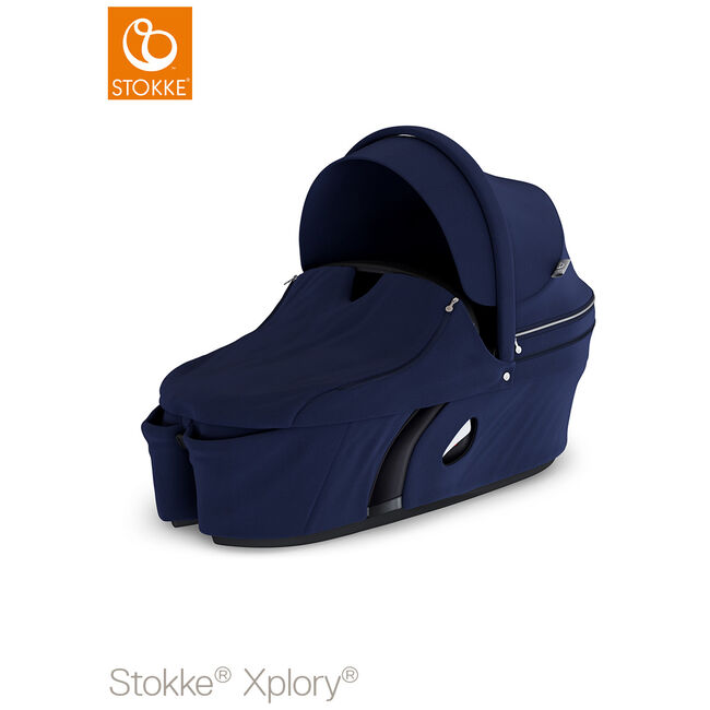 Stokke Xplory V6 reiswieg - Deep Blue