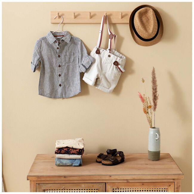 Prénatal peuter jongens blouse -