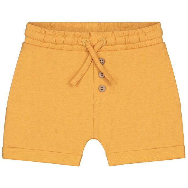 Prénatal baby jongens short - Bananayellow
