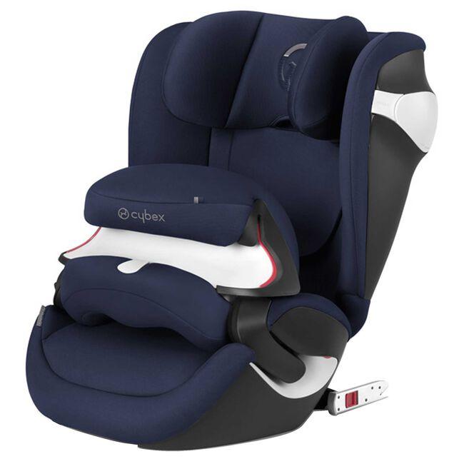 Cybex Juno M-Fix autostoel - Denim Blue