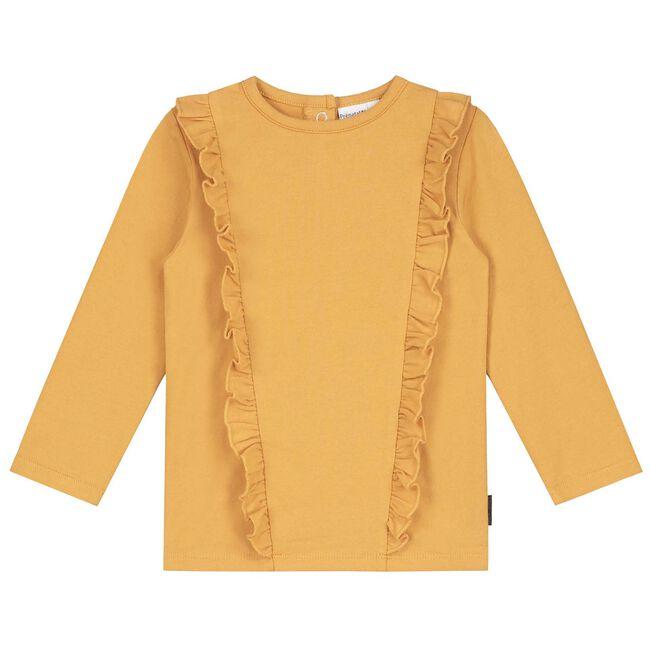 Prénatal baby meisjes T-shirt - Yellow Shade