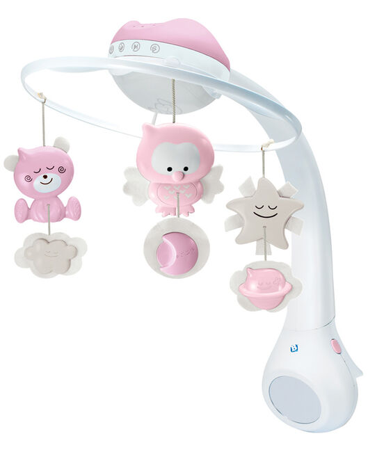 Infantino Musical Mobile projector - Pink