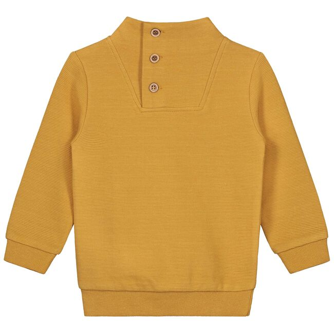 Prénatal peuter jongens sweater - Gold Yellow