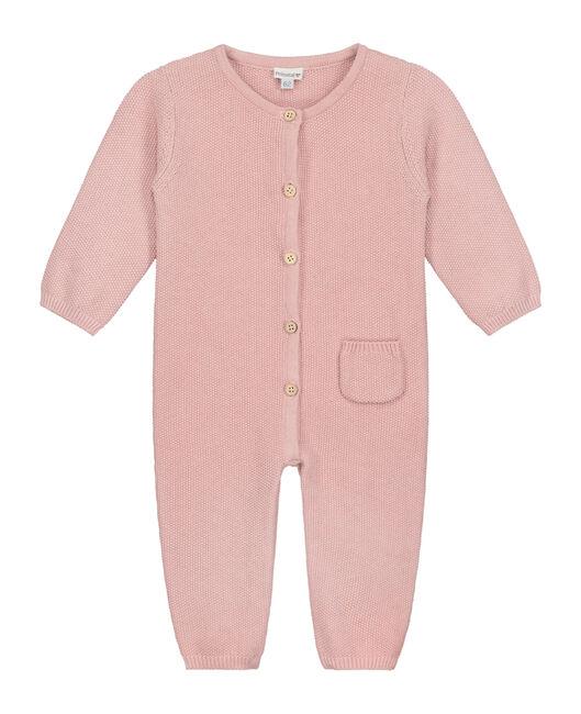 Prenatal newborn meisjes 1-delig pakje Pure - Pink Shade