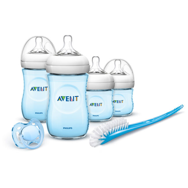 Philips AVENT natural starterset - Blue