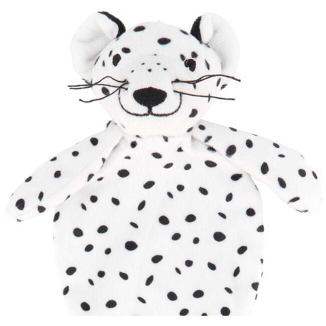 Prénatal knuffeldoekje tijger - White