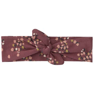 Prénatal newborn haarband roze -
