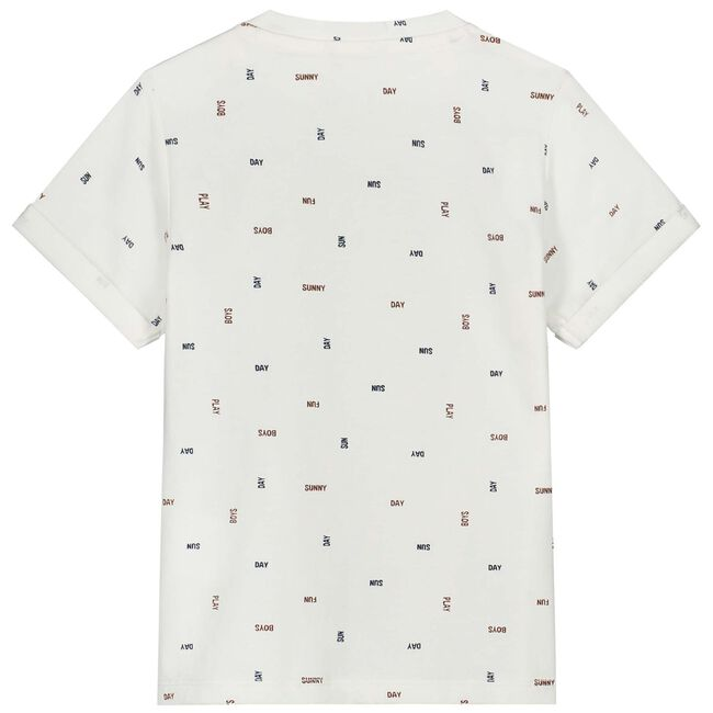 Prénatal peuter T-shirt Be awesome today -