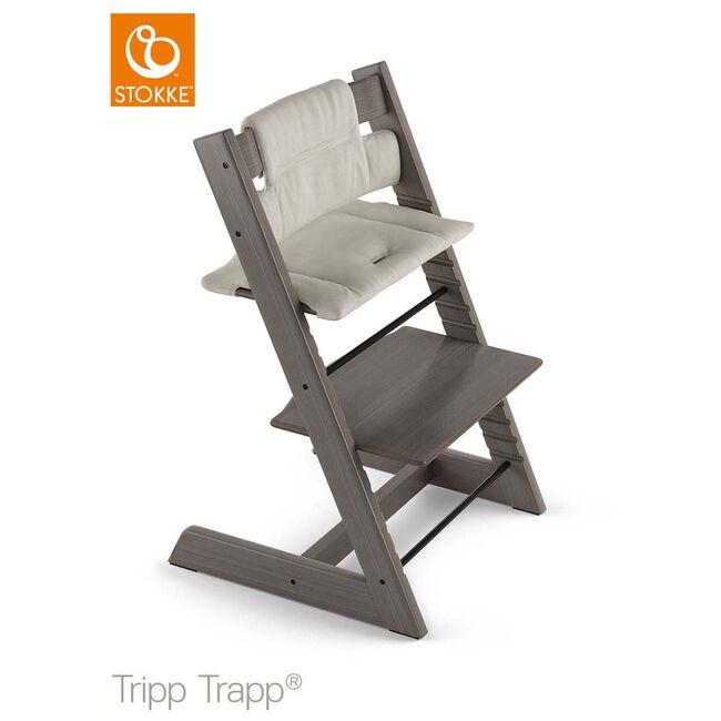 Stokke Tripp Trapp kussentje - Timeless Grey