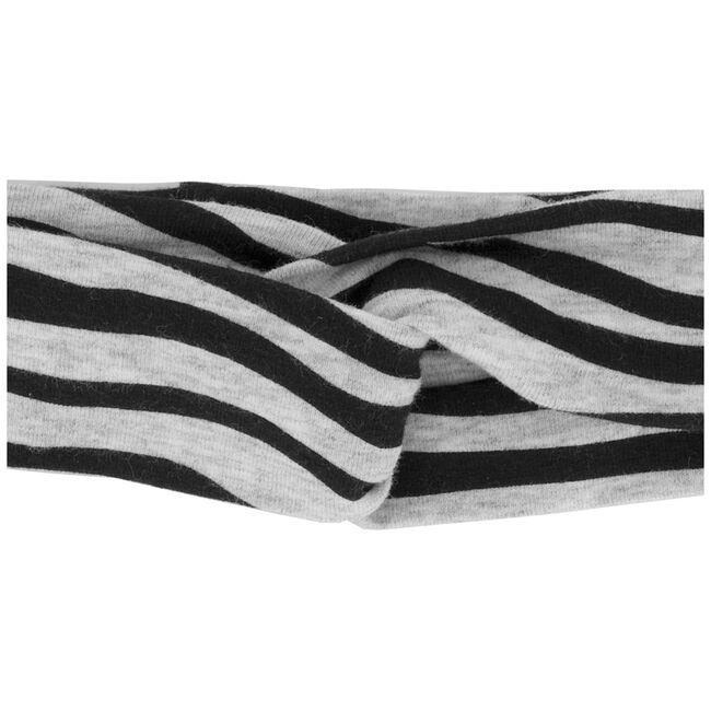 Prenatal meisjes haarband - Mid Grey Melange